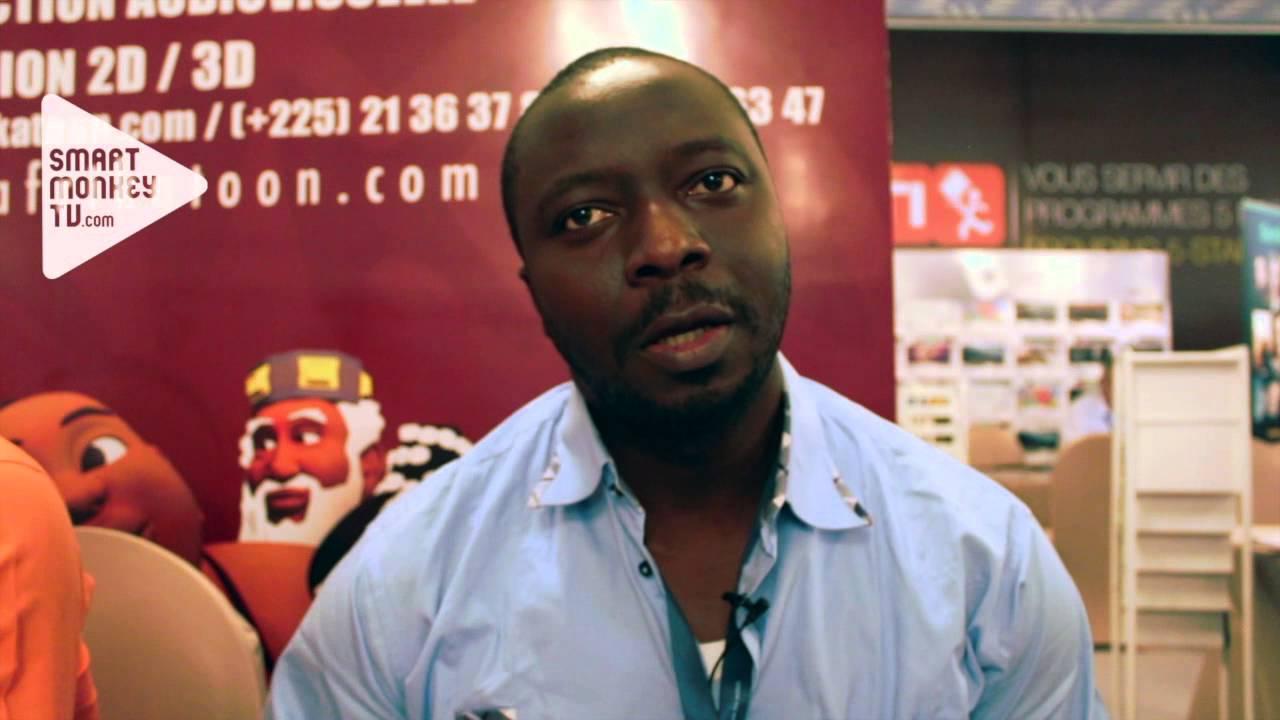Abel Kouame, Afrika Toon on its forthcoming animation feature Poku - Asante Princess
