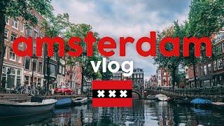 CAMINANDO por AMSTERDAM y REFLEXIONANDO sobre TODO - HOLANDA 🇳🇱