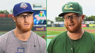 Look-Alike Athletes Test DNA to See if They're Related