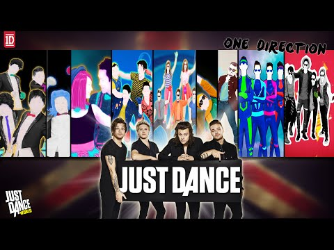 Just Dance   One Direction   JD4 - JD2016   History In Just Dance (видео)