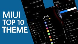 MIUI 10 Themes- - Free video search site - Findclip