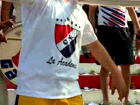 """""""Enamorado estoy - Garra Alba"""" Barra: Garra Alba • Club: Club Nacional Paraguay"""