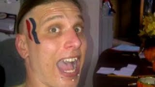 Man With Romney Face Tattoo Changes Mind thumbnail