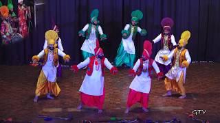 DAV College Jalandhar - Third Place Live Category @ Bhangra Arena 2018