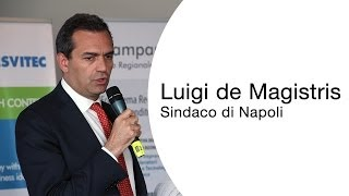 Entrepreneurship 360° - Luigi de Magistris