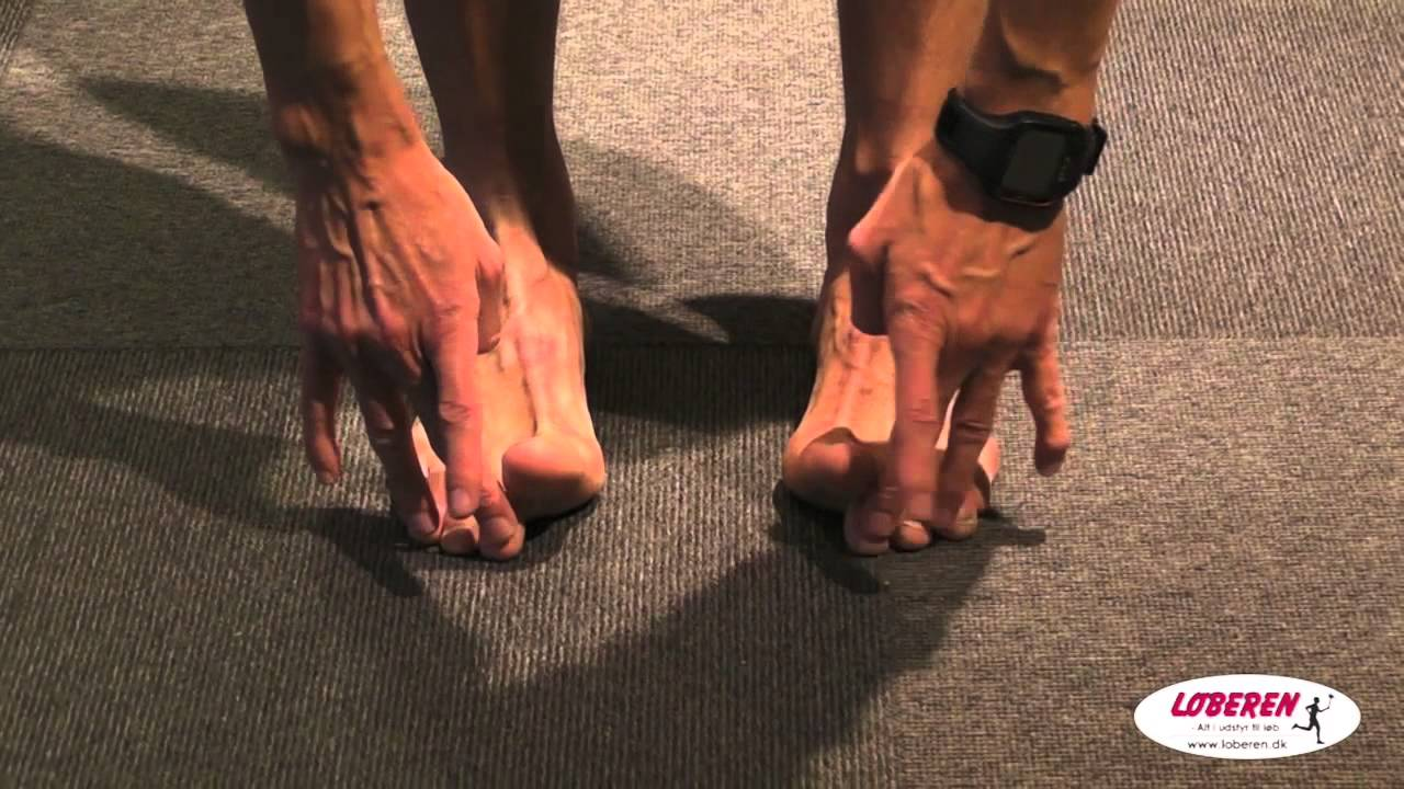 Natural Running - Toe Yoga