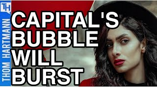 Capitalism's Biggest Bubble Is About To POP! (w/ Richard Wolff)