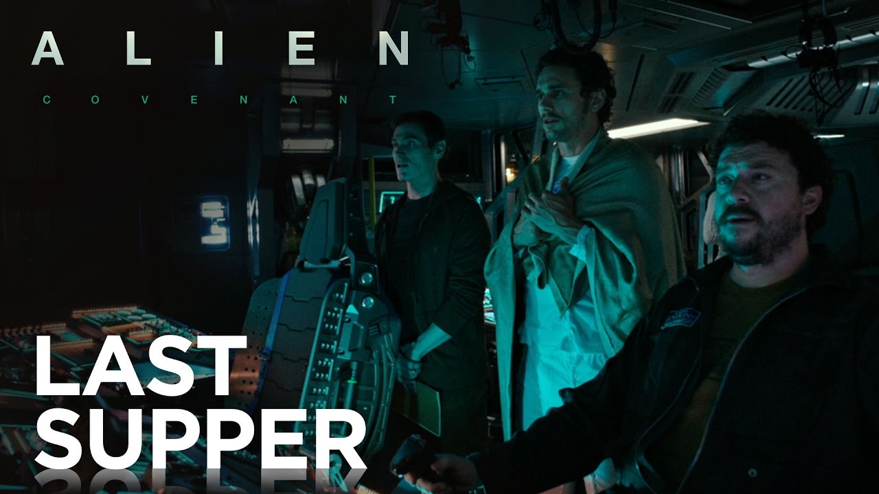 Watch The Official Prologue To 'Alien: Covenant' Here