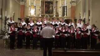 Video: Ach arme Welt - Knabenchor der Singakademie Frankfurt (Oder)