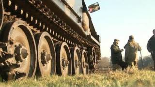 Fieldsports Britain – Driven partridge with a tank, wildfowling and lamping, episode 64