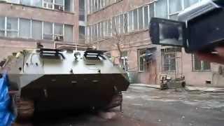 preview picture of video 'SAM 2923 ARMENIA Erewan woz opancerzony'