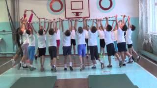 """Урок физкультуры в 3 """"В""""  классе"""