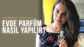 Evde Parfüm Nasıl Yapılır? - Hangi Malzemeler Kullanılır?