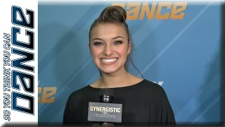 Jacque LeWarne | Sharing Her Best Michael Jackson Impression | SYTYCD Season 11 Top 8 Elimination