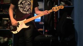 Western Addiction - Incendiary Minds Bass Cover