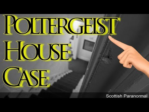 Poltergeist House Rotherham: In Search Of The Poltergeist