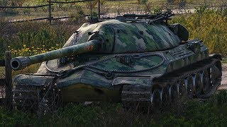 World of Tanks IS-7 - 7 Kills 10,4K Damage