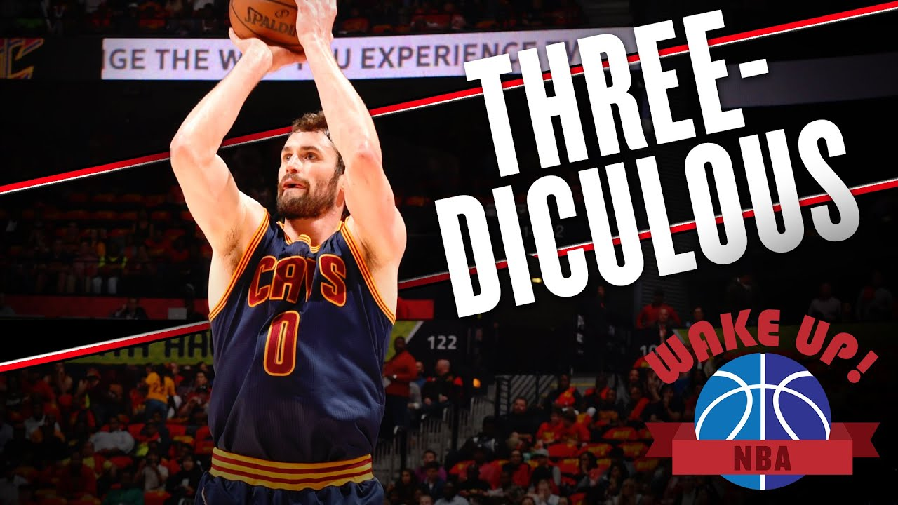 Can anyone really stop the lights-out Cavs? (Wake Up, NBA) thumbnail