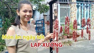 Download Video CÁCH LÀM LẠP XƯỞNG ĐƠN GIẢN TẠI NHÀ ĐÓN TẾT|Tôi là người Bến Tre MP3 3GP MP4