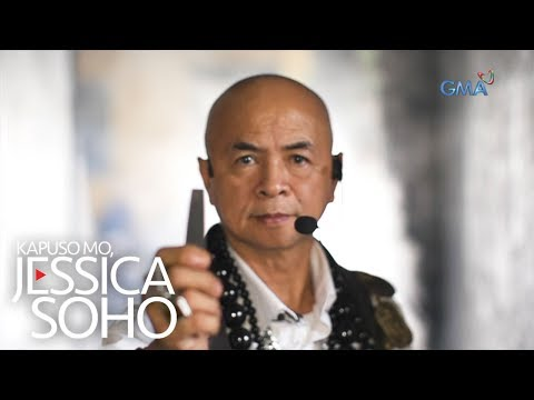 Kapuso Mo, Jessica Soho: Faith healer na YouTuber?