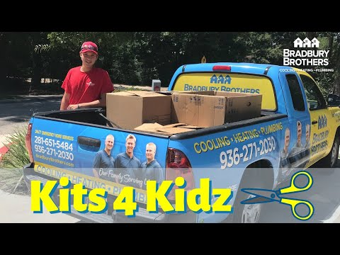Caring for Our Community - Kits 4 Kidz (2019)