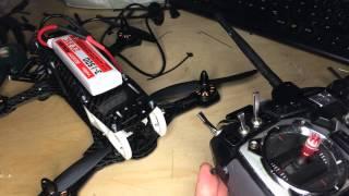 BAH Nemesis Swivel Mount for Sony PZ0420 FPV Cam