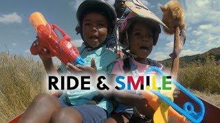 #RideandSmile