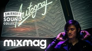 Autograf - Live @ Smirnoff Sound Collective @ National Sawdust 2016