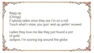 Chingy - Bagg up Clean Lyrics