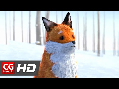 """CGI Animated Short Film """"The Short Story of a Fox and a Mouse Short Film"""" by ESMA"""