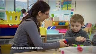 Dans les yeux d'Olivier - Parents d'enfants différents