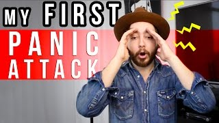 My First Panic Attack | STORY TIME