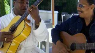 """""""Shadow of Your Smile"""" George Benson and Larry McGee"""