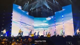 20170122 BIGBANG 0to10 Final in Hong Kong Opening + MY HEAVEN