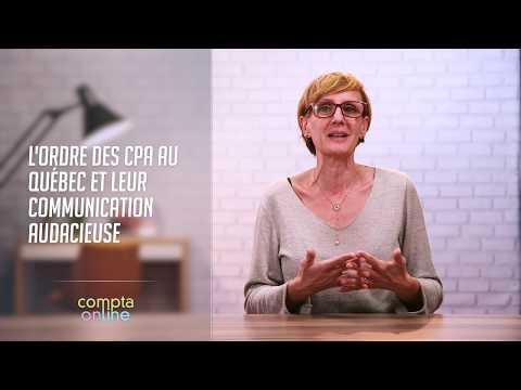 L'Ordre des CPA au Québec et leur communication audacieuse