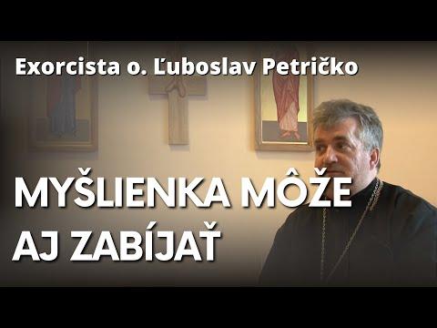 Exorcista o. Ľuboslav Petričko: Depresia by sa mala liečiť aj duchovne