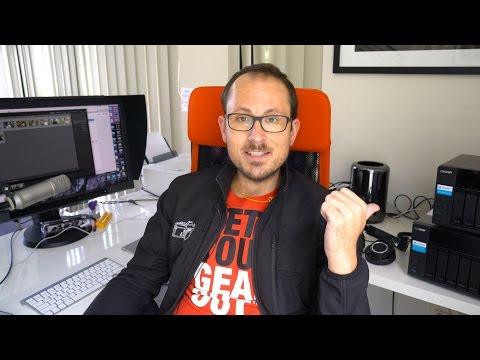 Workflow, Editing & Storage + Studio Tour