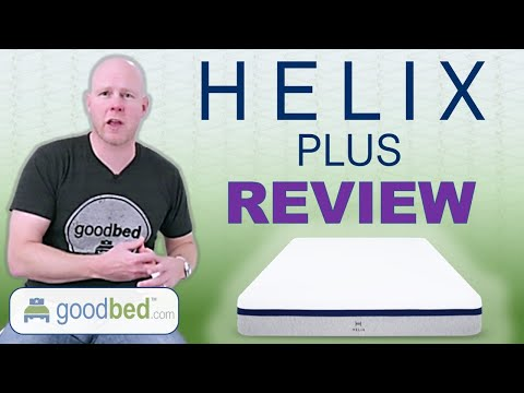 Helix Nightfall Mattress Review (VIDEO)