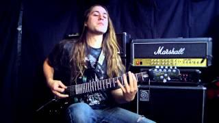 Marshall TSL100 - METAL || PlayThrough