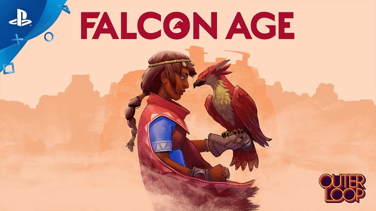 Falcon Age Revealed For PS4 and PS VR