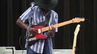 "Cedric Burnside Project ""Hard Times"""