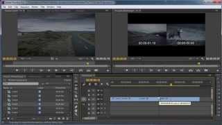 Урок №4 Основы видеомонтажа Adobe Premiere Pro | видеомонтаж Премьер Про