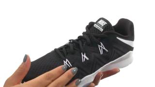 a85966919bae Nike Zoom Condition TR Premium Women s Shoes video