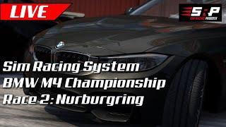 Sim Racing System BMW M4 Championship - Week 2: Nurburgring (Assetto Corsa)