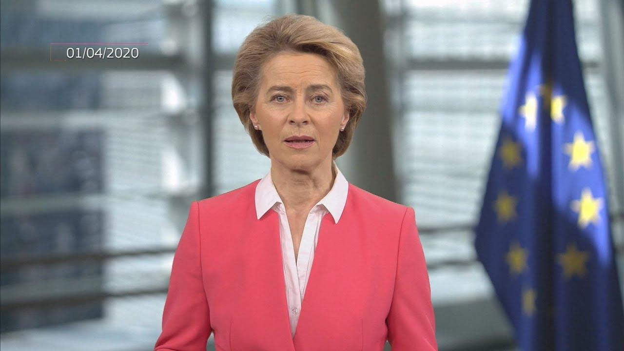Δηλώσεις της πρόεδρου της Ευρωπαϊκής Επιτροπής για τη στήριξη της εργασίας μειωμένου ωραρίου