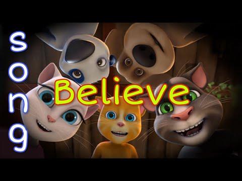 Believer song - Talking Tom version
