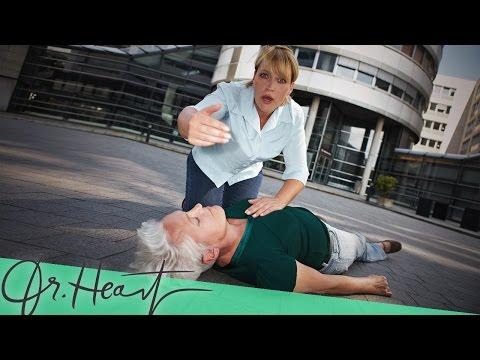 Erste Hilfe beim Herzinfarkt