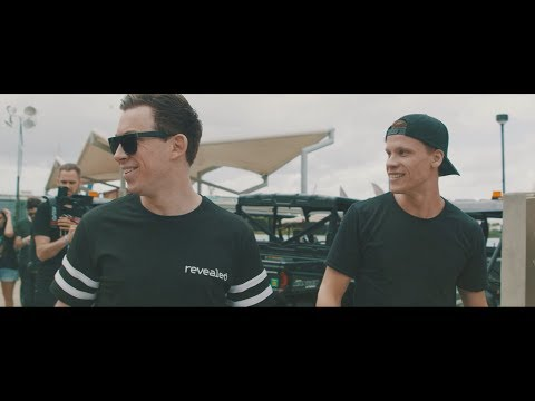 Hardwell & Maddix – Smash This Beat [Story Video]