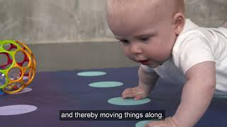 BabyGym – motor skills activities and play for you and your baby