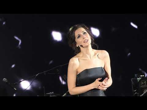 Emma Shapplin  -  Spente Le Stelle Israel 28.4.19 אמה שיפלן